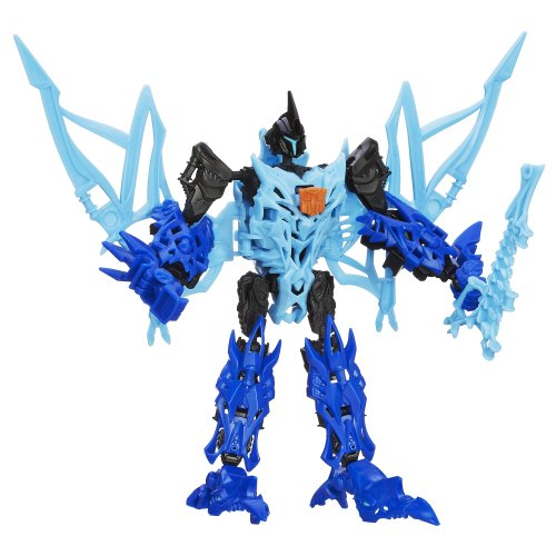Transformers Age of Extinction Construct-Bots Dinobots Strafe Buildable Action Figure (Transformers Age Of Extinction Bumblebee Toy)