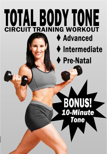 Total body tone DVD