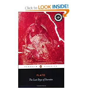 The Last Days of Socrates (Penguin Classics) by Plato, Harold Tarrant and Hugh Tredennick