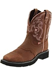Justin Boots Women's Square-toe  Gypsy