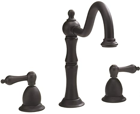 Belle Foret BFN13001ORB Kitchen Faucet, Oil Rubbed Bronze