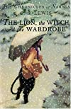 The Lion, the Witch and the Wardrobe (paper-over-board) (Narnia)