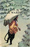 The Lion, the Witch and the Wardrobe (paper-over-board) (Narnia) (0061125237) by C. S. Lewis