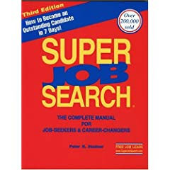 Image: Cover of Super Job Search: The Complete Manual for Job-Seekers Career-Changers