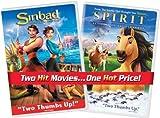 echange, troc Sinbad: Legend Seven Seas & Spirit: Stallion [Import USA Zone 1]
