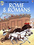 Rome and Romans (Usborne Time Traveler)