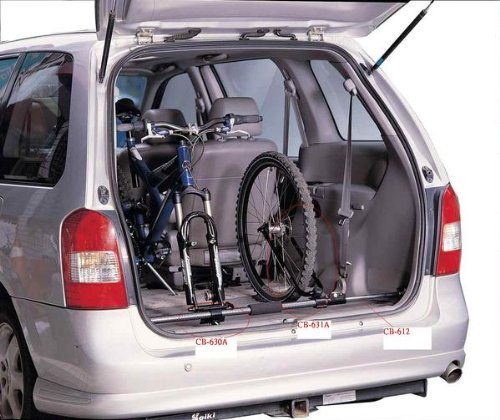 UTE Tray Car Indoor Bicycle Bike Rack Carrier for 1 Bike