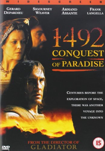 1492: Conquest of Paradise [DVD] [Import]
