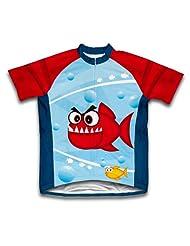 Friendly Teeth Short Sleeve Cycling Jersey for Women