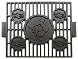 Grill Topper Gt-1311-Oks Oklahoma State Large Grill Topper