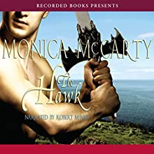 The Hawk Audiobook by Monica McCarty Narrated by Robert McNab