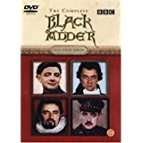 "The Complete Black Adder - All Four Series  [4 DVDs] [UK Import]von ""Rowan Atkinson"""