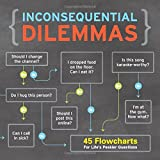 Knock Knock Inconsequential Dilemmas: 45 Flowcharts For Life's Peskier Questions (Books & Other Words)
