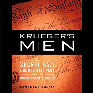 Krueger's Men Audiobook