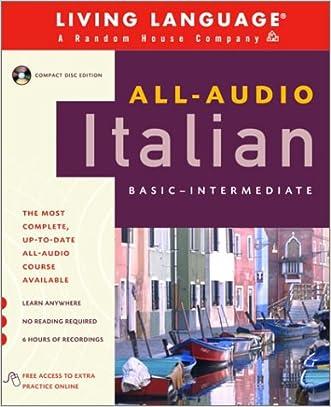 All-Audio Italian: Basic-Intermediate, Compact Disc Edition (Italian Edition)