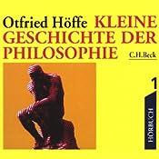 Kleine Geschichte der Philosophie 1   Otfried Höffe