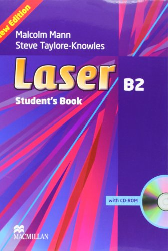 Pack Laser B2. Student's Book - New Edition (+ Cd-Rom)