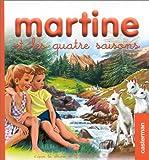 echange, troc Marcel Marlier, Gilbert Delahaye - Martine et les Quatre saisons