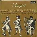 モーツァルト:クラリネット協奏曲K.622,フルートとハープのための協奏曲K.299
