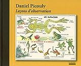 echange, troc Daniel Picouly - Lecons d'Observation