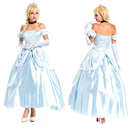 GTU Halloween Masquerade Party Snow Queen Sexy Lingerie Cosplay Costumes