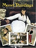 Manet Paintings: 24 Art Cards (Dover Postcards) (048641339X) by Manet, Edouard