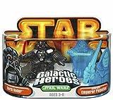 Darth Vader / Holographic Emperor Palpatine Star Wars Galactic Heroes