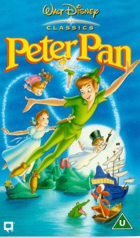 Peter Pan [VHS] [1953]