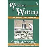 Weinberg on Writing: The Fieldstone Method ~ Gerald M. Weinberg