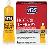 Alberto Vo5 Hot Oil Intense Conditioning Treatment , 0.5 Ounce, 2-count Tubes (Pack of 3)