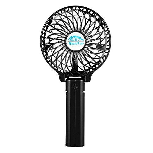 EasyAcc-Handventilator-Tragbarer-Elektrischer-Ventilator-mit-Aufladbarem-18650-Akku-Zusammenklappbar-Ideal-fr-Regenschirm-Hngend