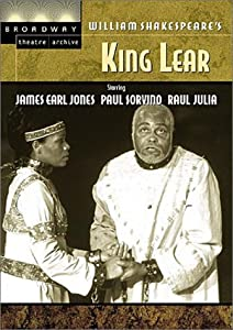 King Lear / Jones, New York Shakespeare Festival (Broadway Theatre Archive)