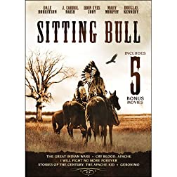 Sitting Bull: Includes 5 Bonus Movies