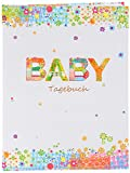 Goldbuch 11374 Babytagebuch Flower Power