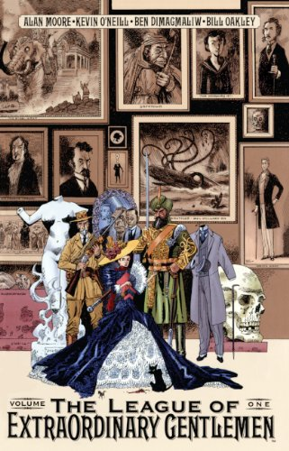 The League of Extraordinary Gentlemen, Volume One