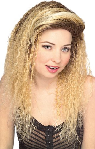 Rubie's Costume Jersey Girl Blond Wig