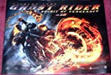 Collectible Ghost Rider Spirit Of Vengeance: Uk Quad Film Poster