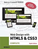 Web Design with HTML & CSS3: Complete (Shelly Cashman)