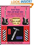 25 Razor-Sharp Blues and Boogie Guitar Solos (Book and CD) (Red Dog Music Books Razor-Sharp Blues Guitar Series)