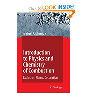 Introduction to Physics and Chemistry of Combustion Michael A. Liberman