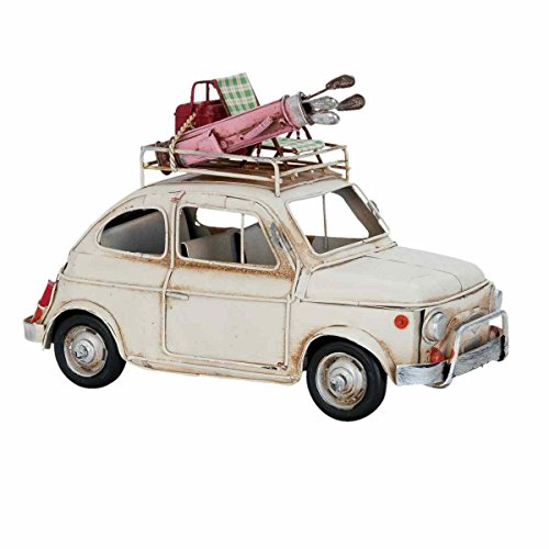 Clayre & Eef 6Y1626 Car Model Car 27 x 10 x 17 cm Natural