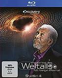Image de Mysterien des Weltalls - Mit Morgan Freeman, Staffel 4 (2 Discs) [Import allemand]