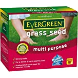 Evergreen Grass Seed 210g - Covers 7sqm