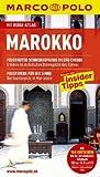 MARCO POLO Reiseführer Marokko mit Szene-Guide, 24h Action pur, Insider-Tipps, Reise-Atlas: Reisen mit Insider-Tipps - Mit Reiseatlas und Sprachführer - Muriel Brunswig-Ibrahim