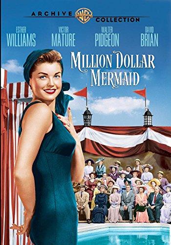 DVD : Million Dollar Mermaid (1952)