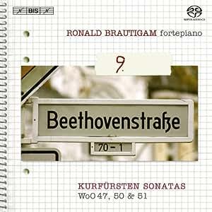 Beethoven: Solo Piano Vol. 9 (Three Sonatas/ Zwei Satze Einer Sonatine/ Leichte Sonatinen)