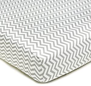Amazon Com American Baby Companypercale Fitted Crib