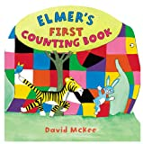 David McKee Elmer's First Counting Book