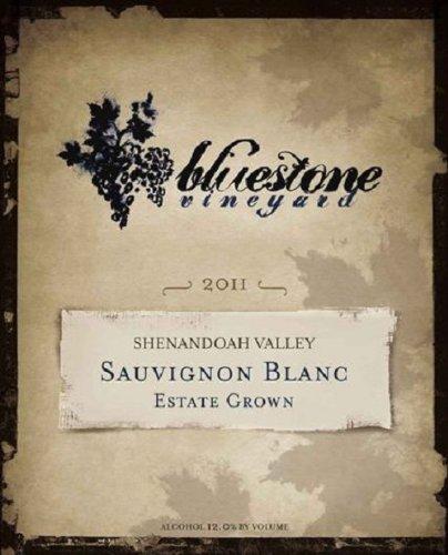 2011 Bluestone Vineyard Estate Grown Sauvignon Blanc 750 Ml