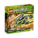 LEGO Ninjago Rattlecopter 9443